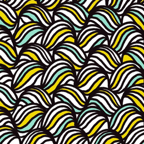 Bold and Blocky Waves