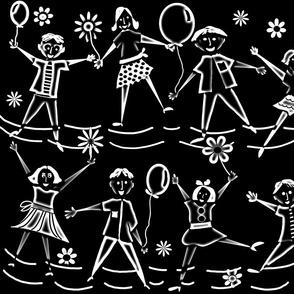 EVERYBODY IS DANCING