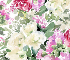 wallpaper loose florals_ExportAsPattern