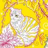 Catto_toile_cats_toile_de_jouy_