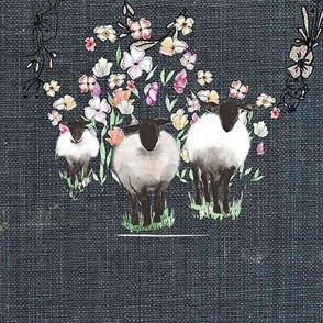 HAPPY SHEEP FARMER