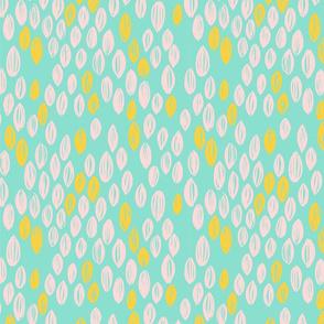 Mermaid Scales - Lemon