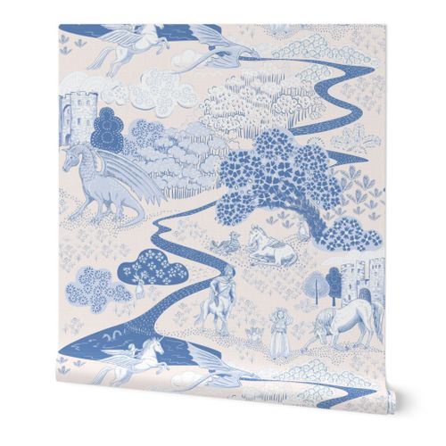 Mythical Creatures Toile