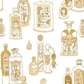 Flacons Art Nouveau