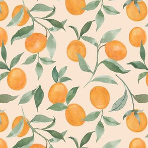 Orange Cuties peach