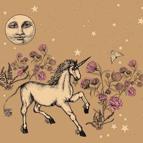 Unicorn Toile