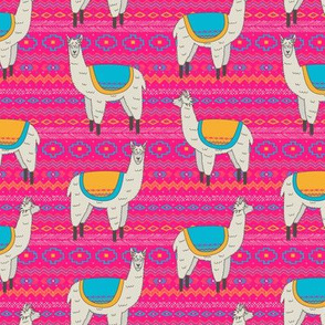 Aztec Llama