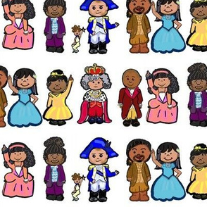 10 inches wide Hamiltoons