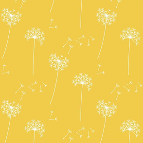dandelions {1} lemon zest reversed earthy tones