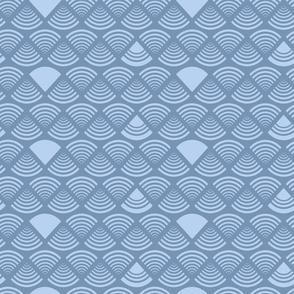 Slate Gray Geometrics - LG
