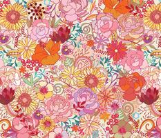Midsummer festival flowers