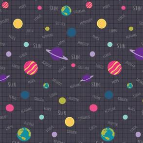 Space Explorer - planets