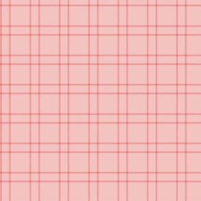 thin check pink