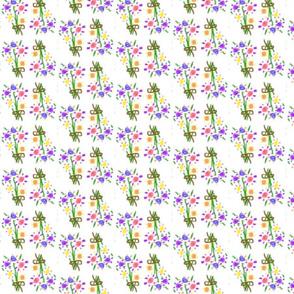 Flowers Ala Picasso