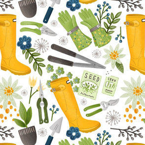 Gardening Obsession