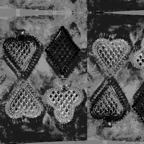 Pip Blocks - Black and White