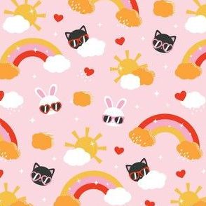 Summer Sunshine Pattern