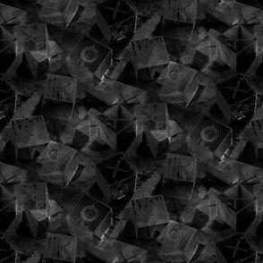 XOXO Modern Texture - Gray