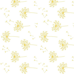 dandelions {2} for mom lemon zest earthy tones horizontal