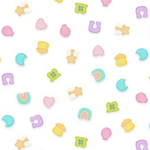 Small Charms - Lucky Charms Collection