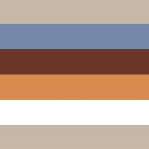 Earth Tone Stripes V02