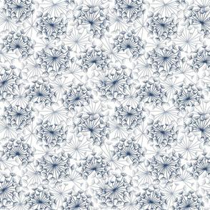 dandelions {3} sail blue