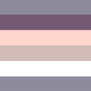 Pastel Purple Stripes V02