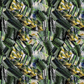 Petra Bonny paaslelie groen