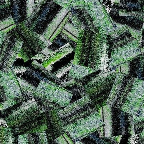 Petra Bonny paaslelie groen square