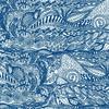 Organic_landscape_of_classic_blue_on_ice_blue