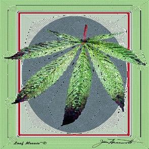 420 Leaf Mosaic