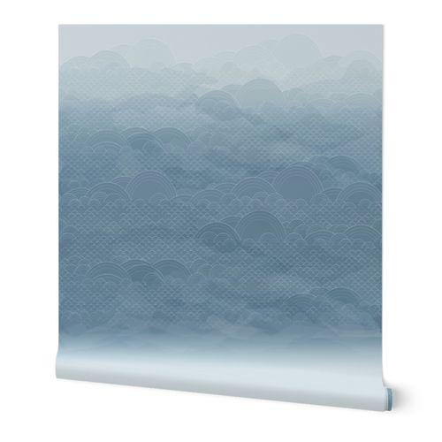 Ocean Ripples- Large format