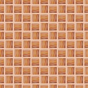 Hashed - Orange