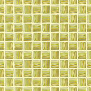 Hashed - Yellow