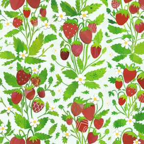 Strawberry Bunches