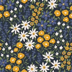 Midsummer Blooming