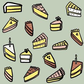 Little Pies and Cakes