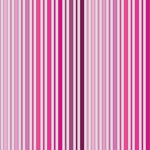 Striped - Pink