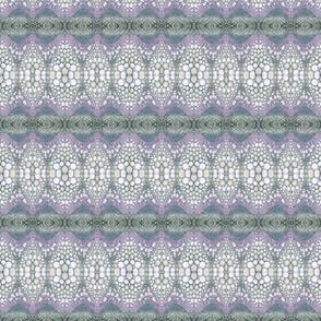 Flower Stem I - Violet