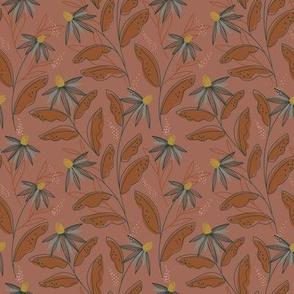 Mauve Wildflower