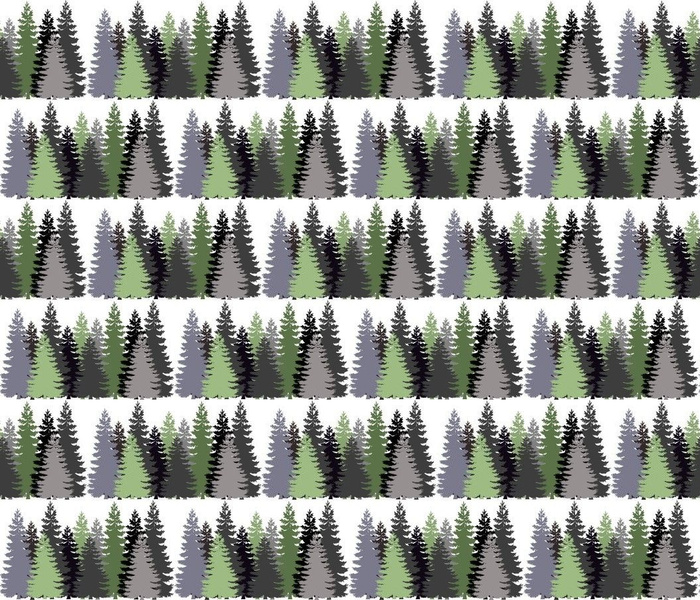 Gray green camouflage . Christmas tree forest pine tree.