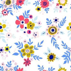 Garden Floral-ed