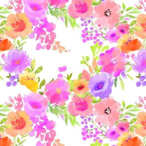 MidSummer Floral Wreaths