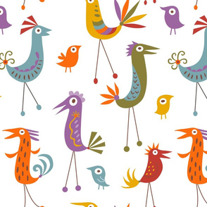 big birdies
