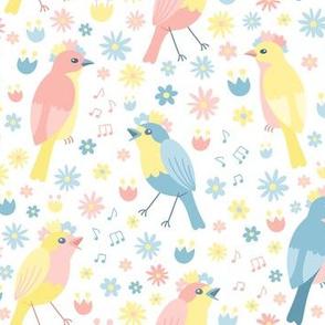 Midsummer Songbirds