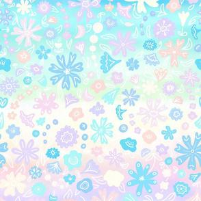 Glad Midsommar Blossoms