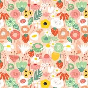 Midsummer floral bliss