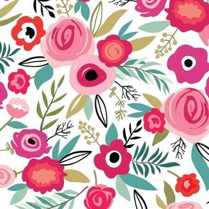Maypole Floral - Large
