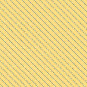 Candy Stripes _ Yellow