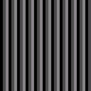 gomez striped suit black grey and light grey quarter inch stripes